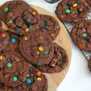 M&M Cookies!