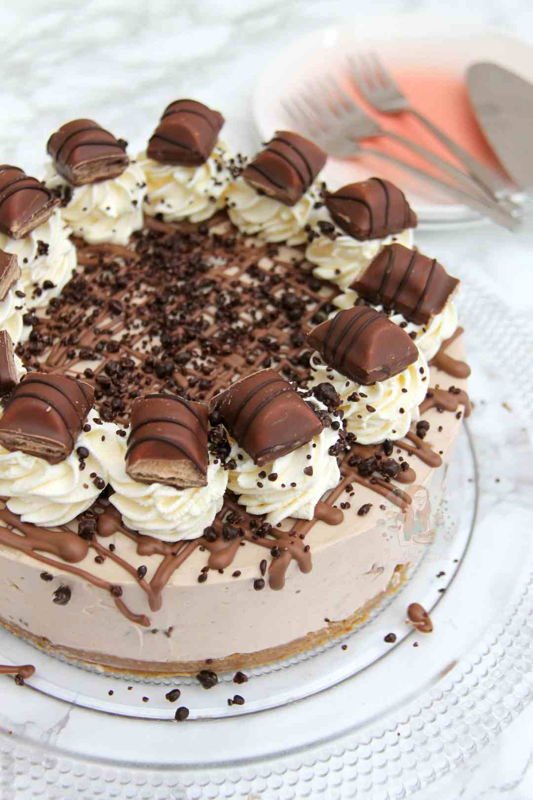 Using Nutella As Cake Filling