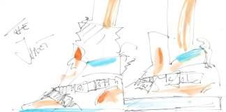 Giuseppe Zanotti shoe design for Janet Jackson