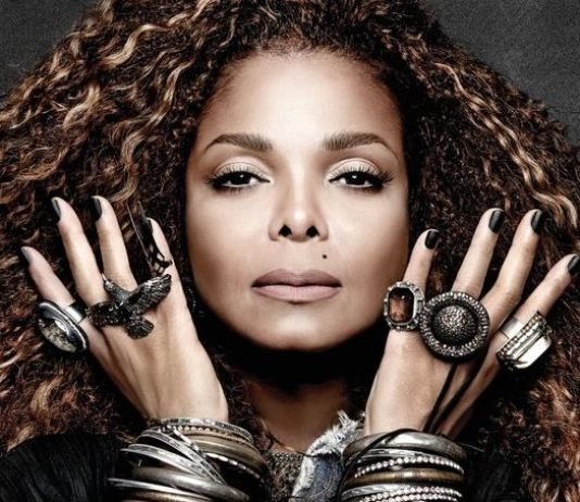 Janet Jackson Unbreakable album cover