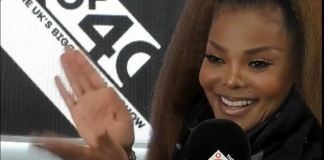 Janet Jackson does baby shark dance