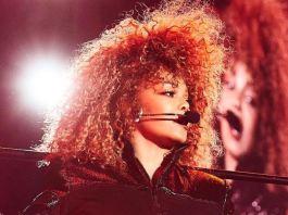 Janet Jackson in Las Vegas residency show Metamorphasis