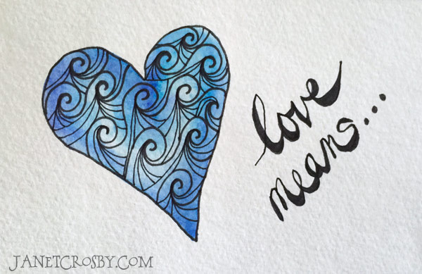 Love Notes - www.janetcrosby.com