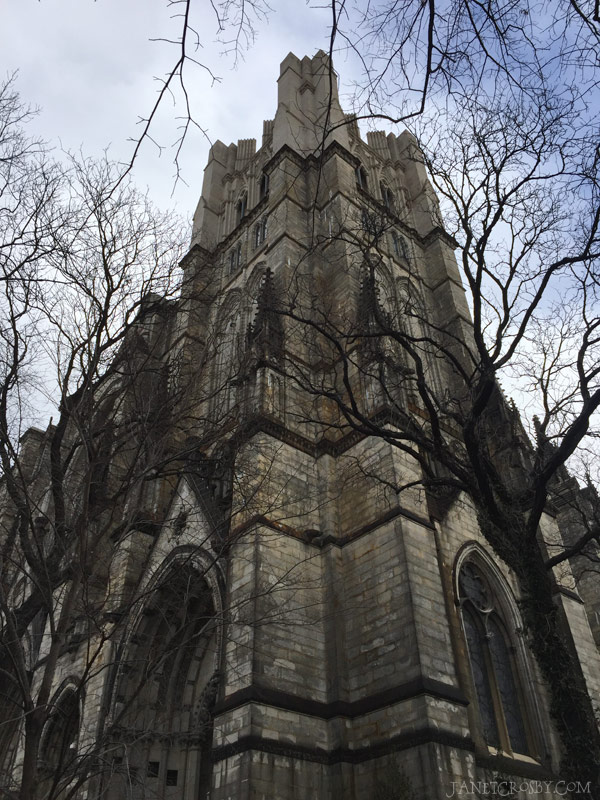 St John the Divine NYC