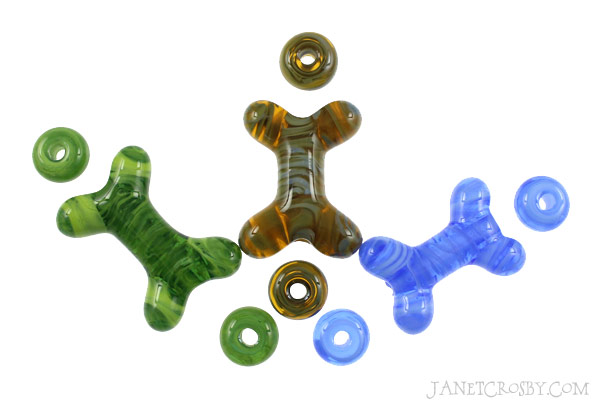 Ribbon Bones - janetcrosby.com