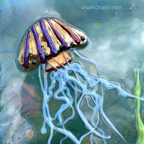 Jellyfish Journey by Janet Crosby