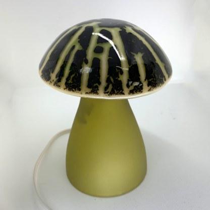 Black Stripe Mushroom