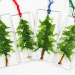 Tree Ornaments by Janet Crosby