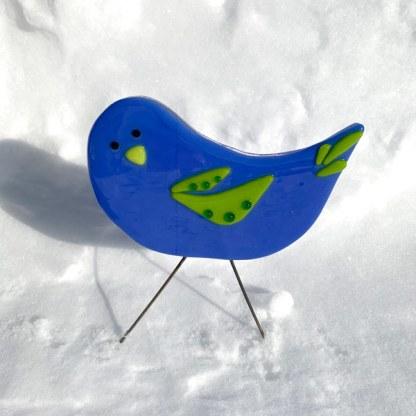 Garden Birds - Jewel by Janet Crosby