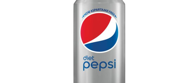a can of diet pepsi