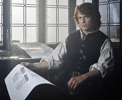 Jamie Fraser - Outlander Season 3