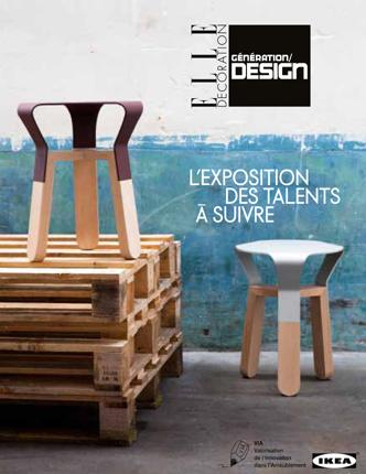Exposition Génération Design, MAM, Paris, 2012