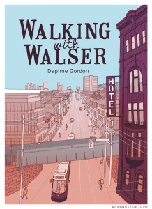 Walking With Walser: Front Cover Image