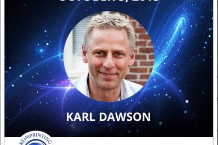 Matrix Reimprinting Creator Karl Dawson