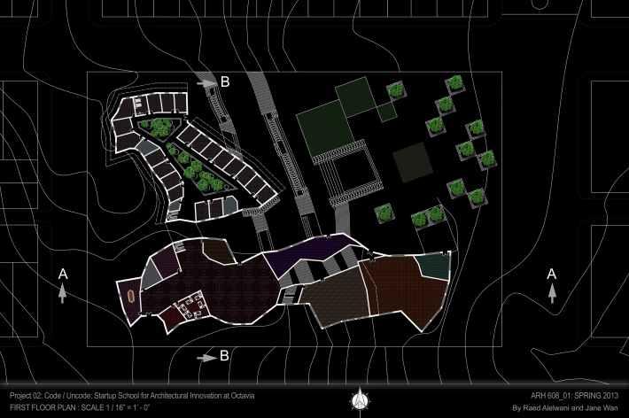 floor plan 1st