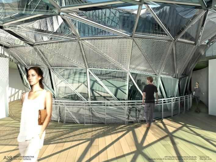 A28 Interior Perspective