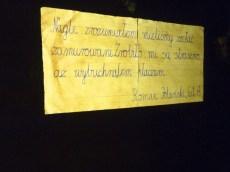 Roman Polanski letter, Krakow