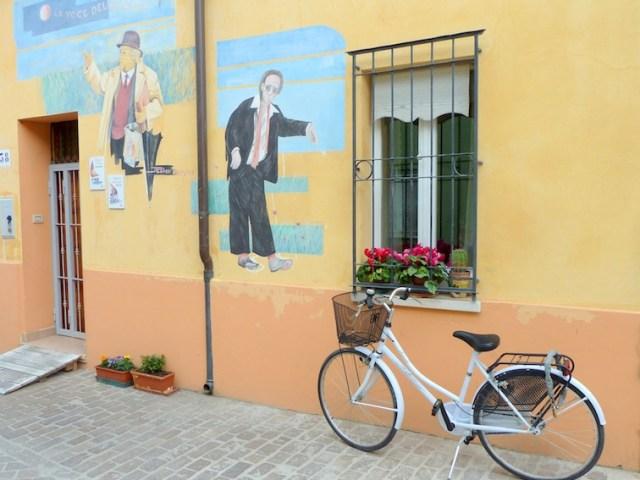 San Giuliano murals, Rimini