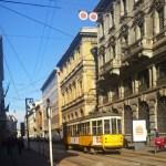 Milan tram Feb 2015