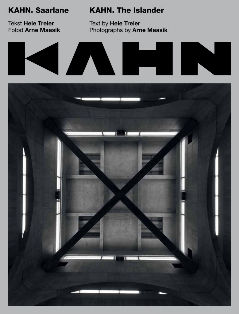 Arne Maasik Kahn catalogue