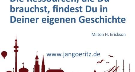 Erickson - Jan Göritz - Heilpraktiker für Psychotherapie, Psychologischer Berater, Psychotherapeut (HeilprG) in Hamburg