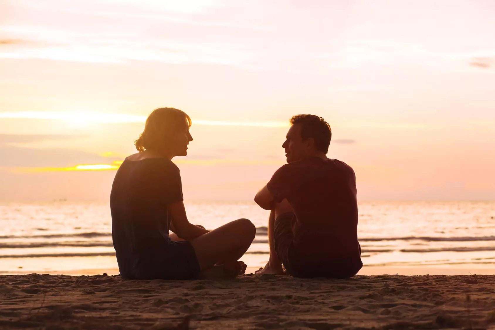 Reden ist Nähe, Schweigen Distanz via @psychothherapie