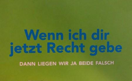 Rechthaberei - Jan Göritz - Heilpraktiker für Psychotherapie und Psychologischer Berater in Hamburg