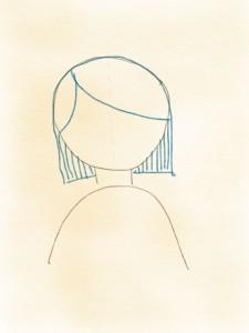 haarkurs kurze haare 3