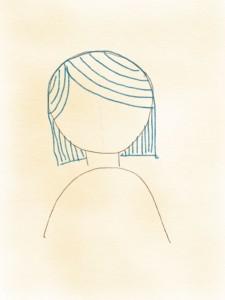haarkurs kurze haare 4
