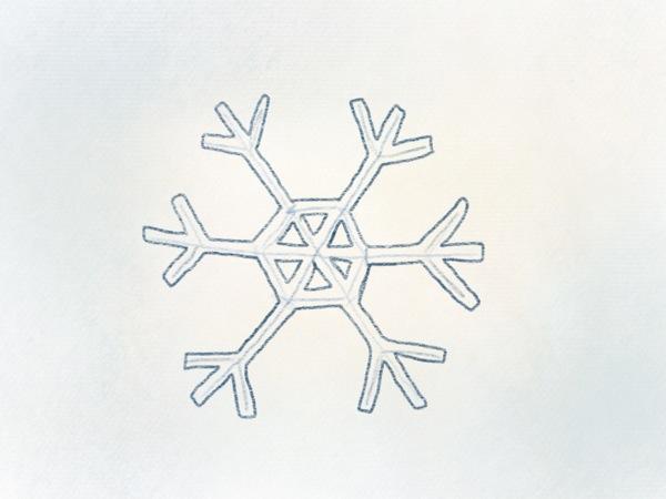 eiskristall zeichnen 01 – 7