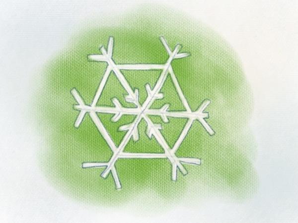 eiskristall zeichnen 01 – 9