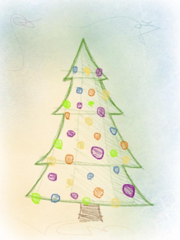 weihnachtsbaum_zeichnen – 10
