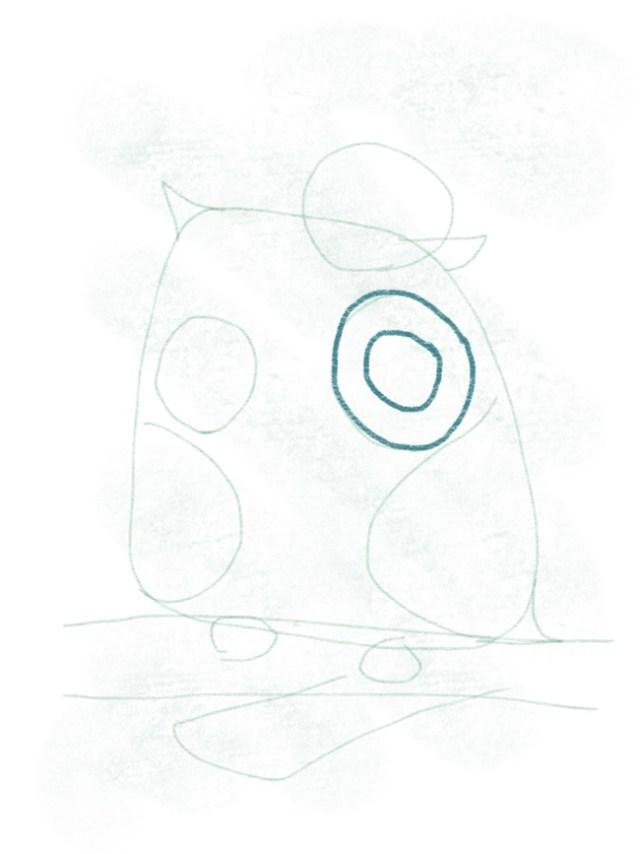 Eule_zeichnen_linkesauge
