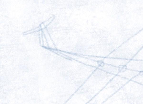Segelflugzeug - Heckruder, die zweite