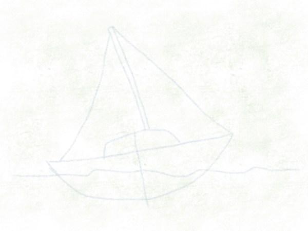 Segelboot – Seile