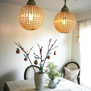Hollywood Hills Dining Room makeover
