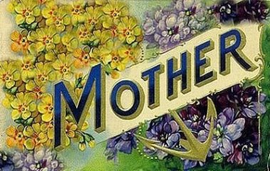 Mother's Day: No Laughing Matter