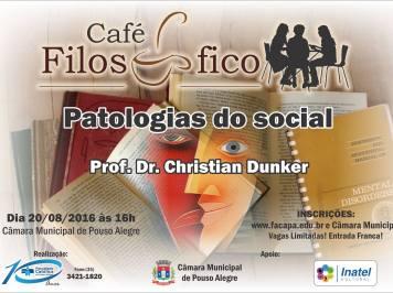 Psicanalista da USP no Sul de Minas