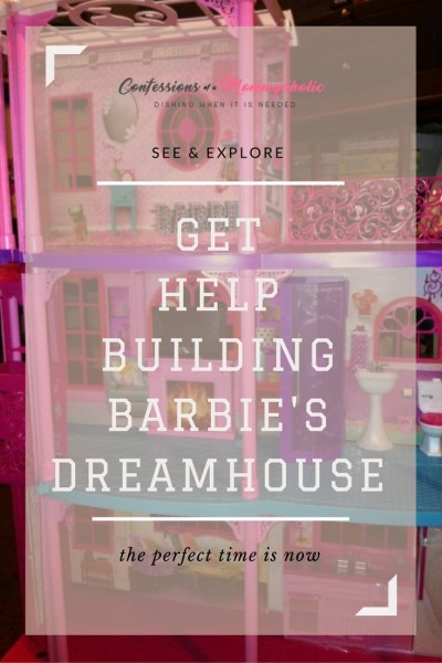 Help on How to Build Barbie's Dreamhouse