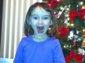 Emma's All Excited!!