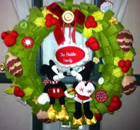 Our Personalized Wreath...