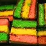Three Colored Cookies Recipe–A Christmas Time Tradition