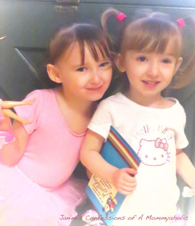 Sisters before Emma's Circus!!