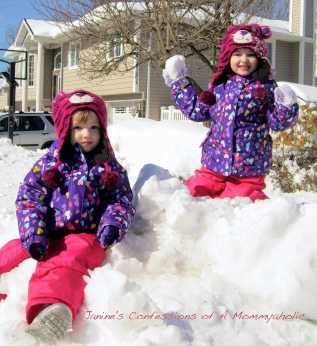 Wintertime, Coats, Hats, Gloves--Don't Feel Like Fighting Them To Go Through the Drive-Thru!