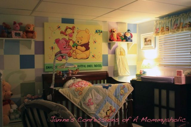 The Nursery All Put Together!!