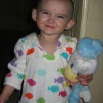 Emma's Lovie: Baby Donald Duck–Flashback WW