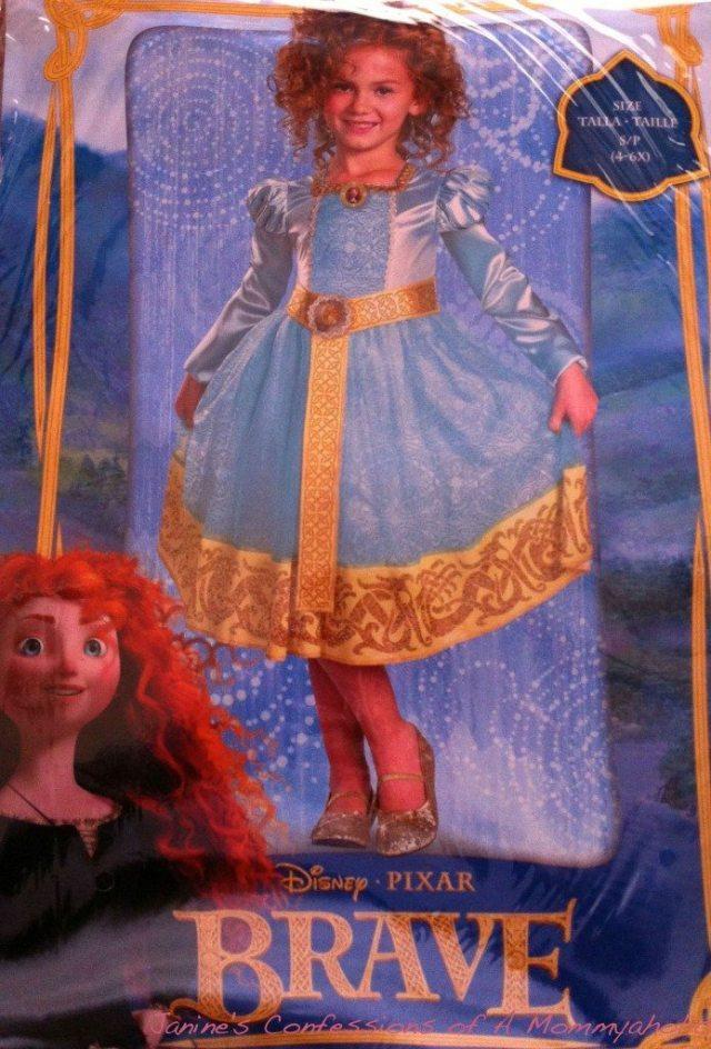 Costume Discounters Brave's Merida