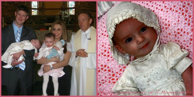 Christening, This Mom's Confessions