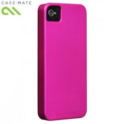 Case-Mate Barely There For iPhone 4S / 4 - Pink Backing