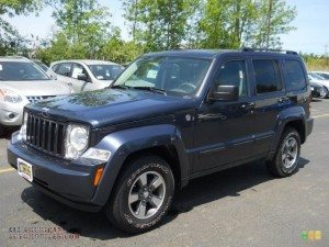 My Jeep Liberty--My Love!!